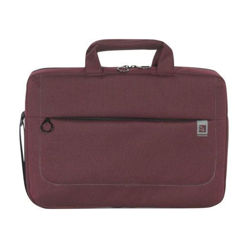 صورة توكانو حقيبة للنوت بوك واللاب توب حتي مقاس 13 إنش - أحمر