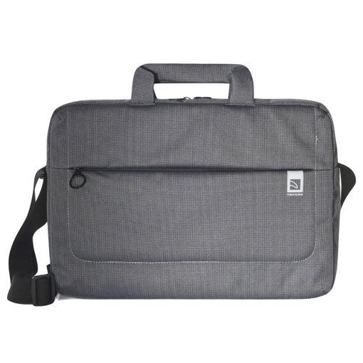 صورة توكانو حقيبة للنوت بوك واللاب توب حتي مقاس 15.6 إنش - أسود