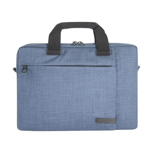 صورة توكانو حقيبة للنوت بوك مقاس 13.3 و 14 إنش - أزرق