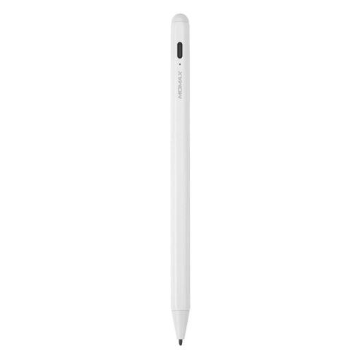 صورة موماكس قلم للأيباد - أبيض