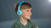 صورة أو تي إل سماعة أطفال - أزرق