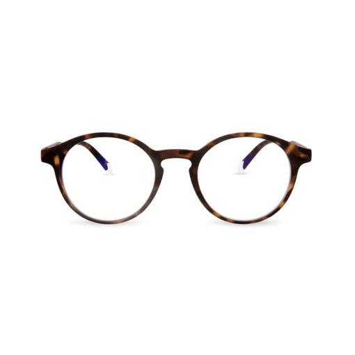صورة بارنر نظارة حماية من الأشعة الزرقاء - بني