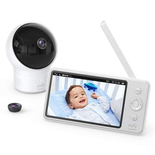 صورة إيوفي كاميرا لمراقبة الأطفال - أبيض