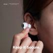صورة إيلاقو حماية لسماعات أيربودز برو قطعتين - وردي/بنفسجي