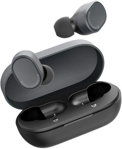 صورة ساوند بيتس سماعة أذن لاسلكية - أسود