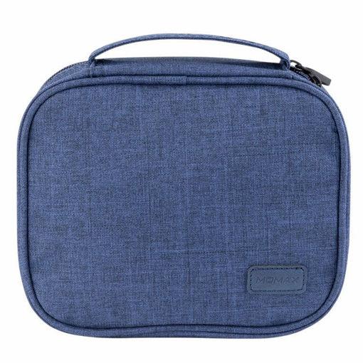 صورة موماكس حقيبة سفر لحمل الأغراض والأدوات - أزرق