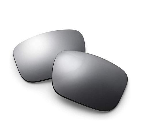 صورة بوز عدسات لنظارة تينور - فضي عاكس