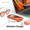 صورة إيلاقو كفر سيليكون للأيفون 12 ميني - برتقالي