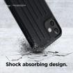 صورة إيلاقو كفر حماية للأيفون 12 ميني - أسود