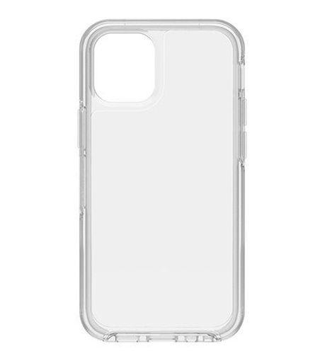 صورة أوتر بوكس سيميتري كفر للأيفون 12 ميني - شفاف