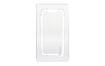 صورة توري حماية شاشة مع طلاء مضاد للبكتيريا للأيفون 12/12 برو - شفاف