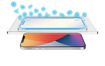 صورة توري حماية شاشة مع طلاء مضاد للبكتيريا للأيفون 12/12 برو - مضاء للأشعة الزرقاء