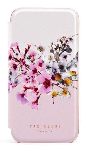 صورة تيد بيكر كفر بوك مقاوم للصدمات للأيفون 12 برو ماكس - وردي
