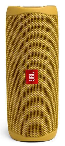 صورة جي بي أل فليب 5 مكبر صوت لاسلكي محمول ضد الماء - أصفر