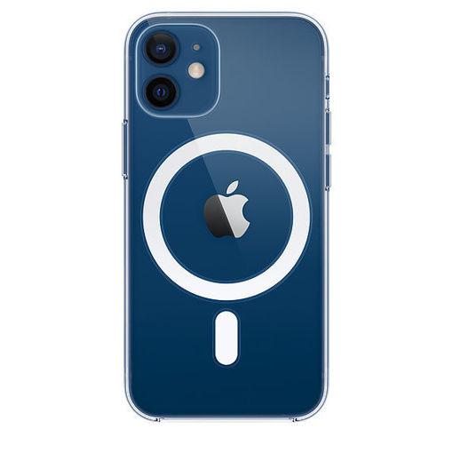 صورة أبل كفر للأيفون 12 ميني - شفاف