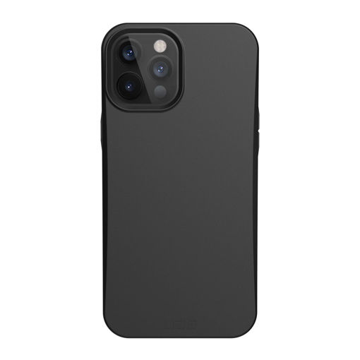 صورة يو أي جي أوت باك كفر للأيفون 12 برو ماكس - أسود