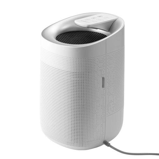 صورة موماكس جهاز لتنقية الهواء و إزالة الرطوبة + فلتر إضافي - أبيض