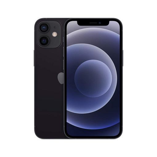 صورة أبل أيفون 12 ميني 64 جيجا 5 جي - أسود