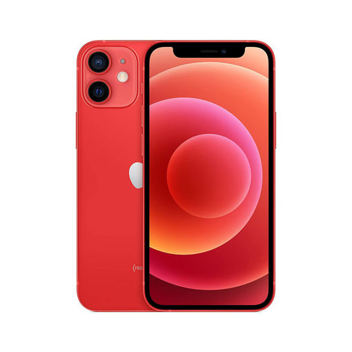 صورة أبل أيفون 12 ميني 64 جيجا 5 جي - أحمر