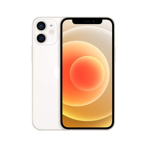 صورة أبل أيفون 12 ميني 128 جيجا 5 جي - أبيض