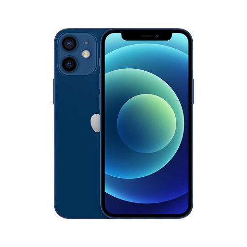 صورة أبل أيفون 12 ميني 128 جيجا 5 جي - أزرق