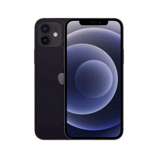 صورة أبل أيفون 12 64 جيجا 5 جي - أسود