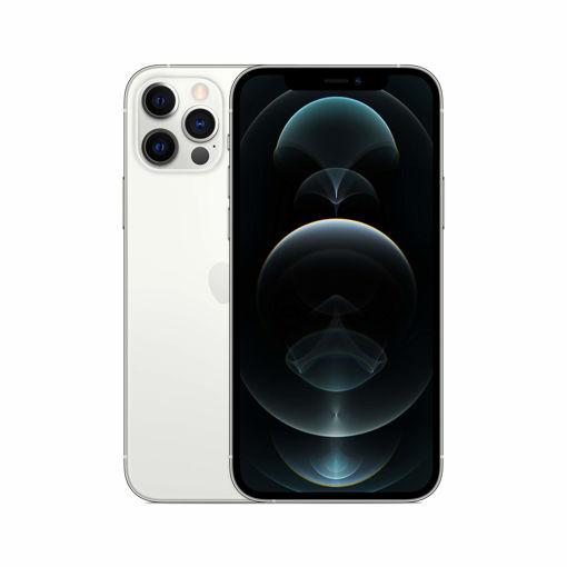 صورة أبل أيفون 12 برو 128 جيجا 5 جي - فضي