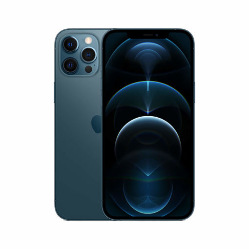 صورة أبل أيفون 12 برو ماكس 128 جيجا 5 جي - أزرق
