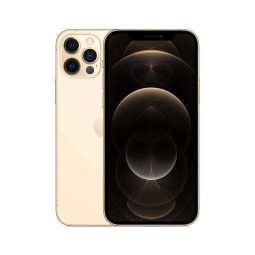 صورة أبل أيفون 12 برو ماكس 128 جيجا 5 جي - ذهبي