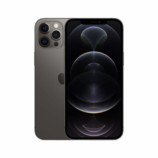 صورة أبل أيفون 12 برو ماكس 128 جيجا 5 جي - رمادي