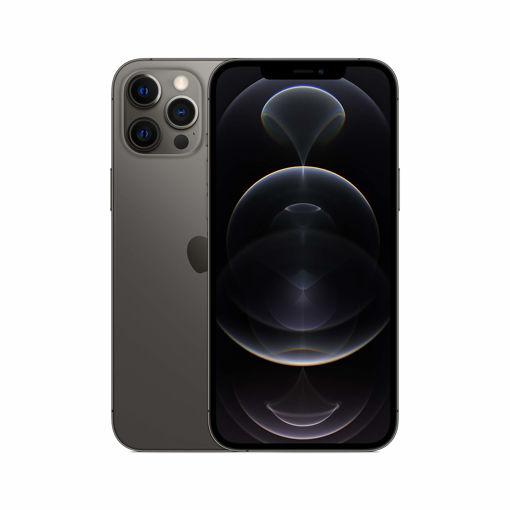 صورة أبل أيفون 12 برو ماكس 256 جيجا 5 جي - رمادي