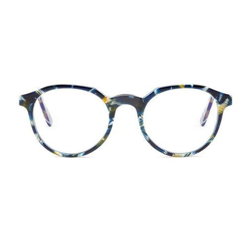 صورة بارنر نظارة لحماية عينيك من الضوء الأزرق الضار - أزرق