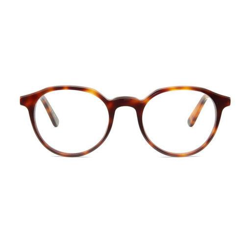 صورة بارنر نظارة لحماية عينيك من الضوء الأزرق الضار - بني