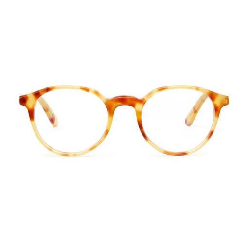 صورة بارنر نظارة لحماية عينيك من الضوء الأزرق الضار - بني فاتح