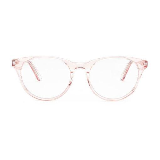 صورة بارنر نظارة لحماية عينيك من الضوء الأزرق الضار - وردي