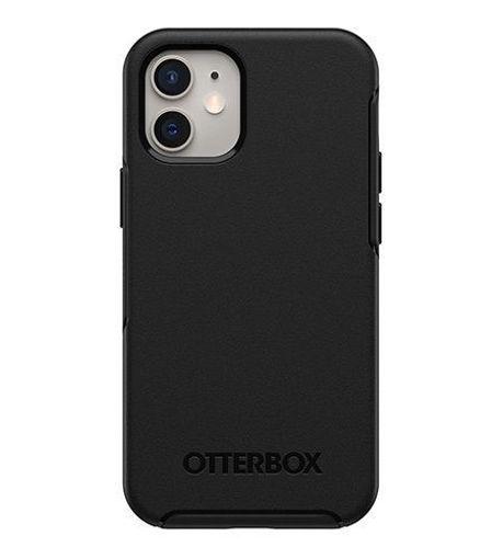 صورة أوتر بوكس سيميتري كفر للأيفون 12 ميني - أسود