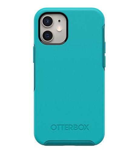 صورة أوتر بوكس سيميتري كفر للأيفون 12 ميني - أزرق