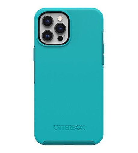 صورة أوتر بوكس سيميتري كفر للأيفون 12 برو ماكس - أزرق