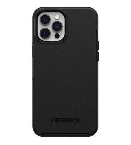 صورة أوتر بوكس سيميتري كفر للأيفون 12 برو ماكس - أسود