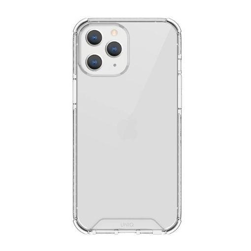 صورة يونيك كومبات كفر للأيفون 12 برو ماكس - شفاف