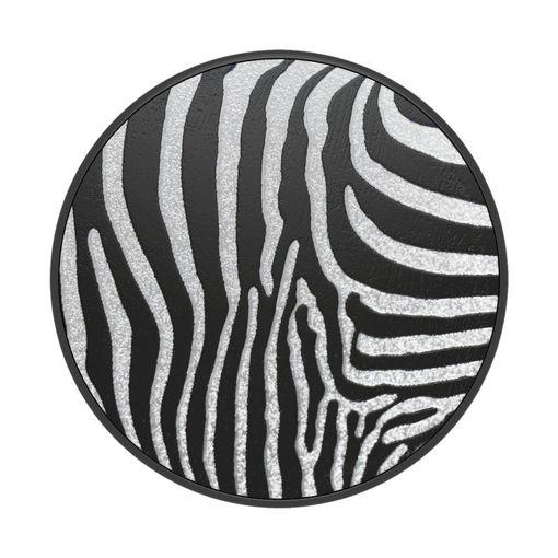صورة بوب سوكيت بوب جريب مسكة للموبايل - أبيض/أسود
