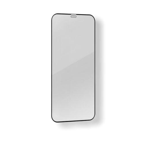 صورة موماكس حماية  شاشة كاملة للأيفون 12 برو ماكس - شفاف