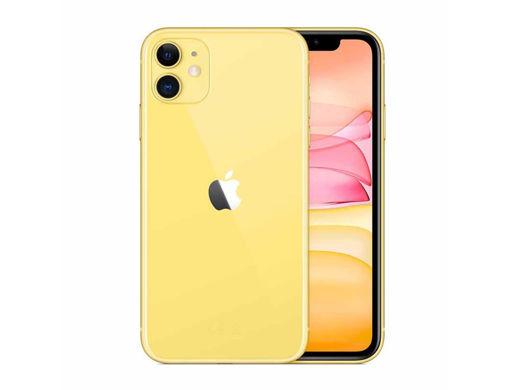 صورة أبل أيفون 11 128 جيجا - أصفر
