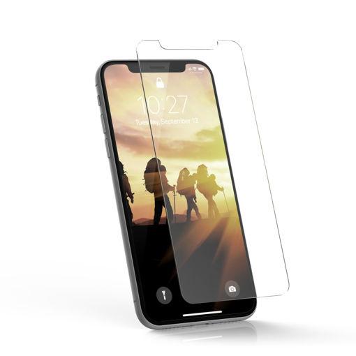 صورة يو أي جي حماية شاشة للأيفون 12 برو ماكس - شفاف
