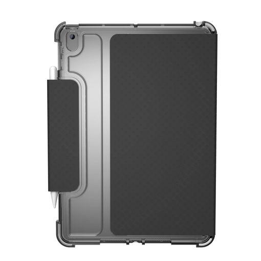 صورة يو أي جي كفر للأيباد الجيل 7 و 8 10.2 إنش - أسود/شفاف