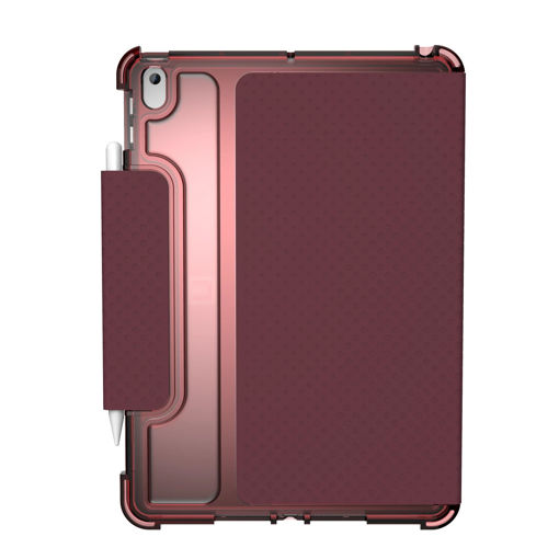 صورة يو أي جي كفر للأيباد 7 و الايباد 8 10.2 إنش - أحمر/وردي