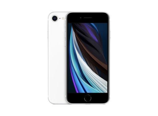 صورة أبل أيفون إس إي 128 جيجا - أبيض