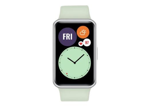 صورة هواوي ووتش فيت ساعة ذكية أندرويد - أخضر