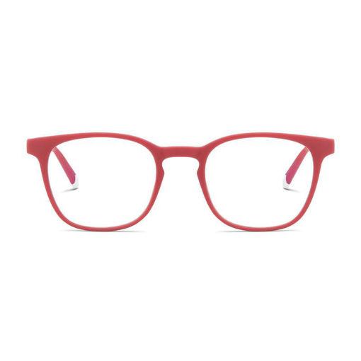 صورة بارنر دالستون  نظارة حماية من الأشعة الزرقاء - أحمر