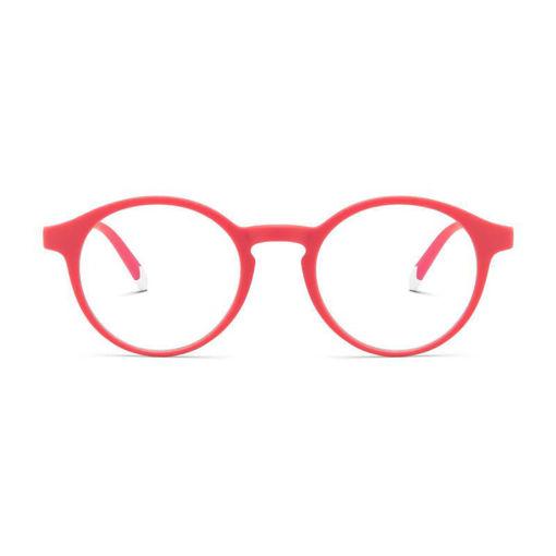 صورة بارنر نظارة حماية من الأشعة الزرقاء - أحمر